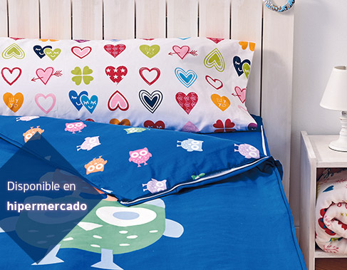 Infantil carrefour espa a for Fundas nordicas infantiles carrefour