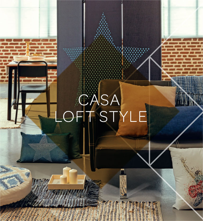 Casa Loft Style.