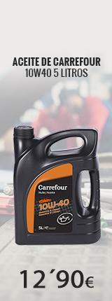 Aceite de Motor 10W40 Carrefour
