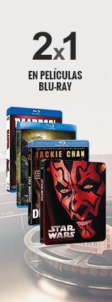 2x1 en pelicula Blu-ray