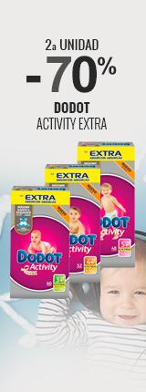 Segunda Unidad Dotot Activity Extra -70%