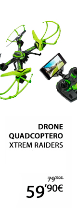 Drone Quadracóptero