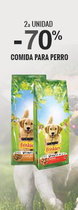 2ª unidad 70% comida para perro.