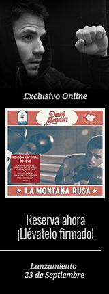 Nuevo disco de Dani Martín