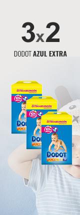 Dodot Azul Extra - 3x2