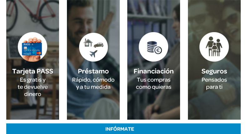 Ir a Financiera - Seguros