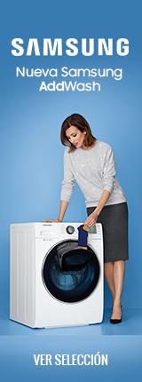 Lavadoras AddWash de Samsung